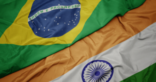 Brasil and India