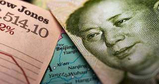Chinese Yuan decline against the Dollar