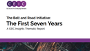 The Belt and Road Initiative: The First Seven Years