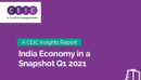 India Economy in a Snapshot Q1 2021 Report