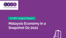 Malaysia Economy in a Snapshot Q2 2021 Report